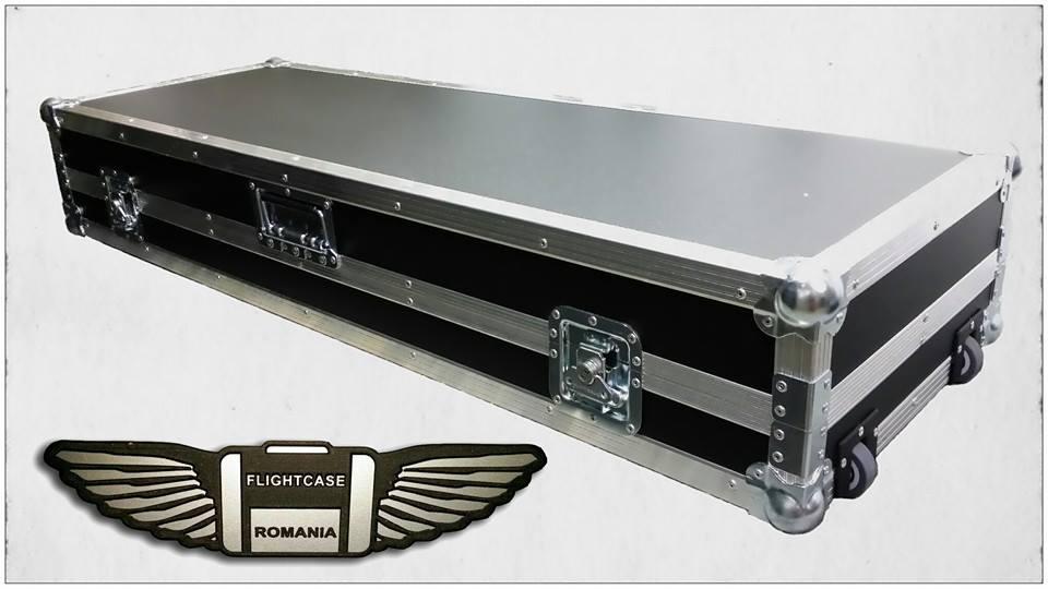 case keyboard korg pa3x  by Flight-case Romania