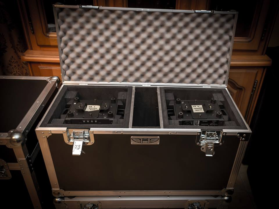 CASE STAIRVILLE BEAM MH100  by Flight-case Romania