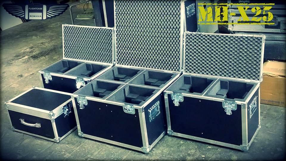 Case-uri la comandă pentru Stairville MH-X25 !