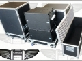 Flightcase Romania  . case 2xT12