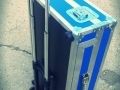 CASE DJ CU TROLLER  by Flight-case Romania