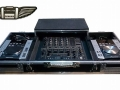 case cdj 400 cu djm600  by Flight-case Romania