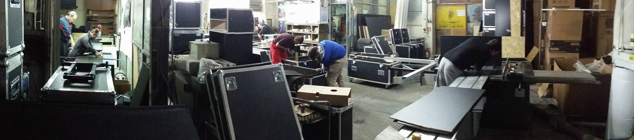 productie atelier case-uri