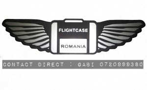 Flightcase Romania