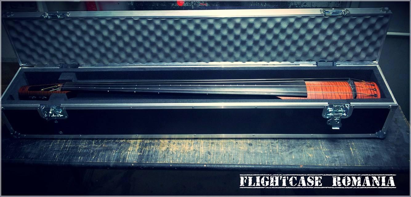 CASE CONTRABAS 1  by Flight-case Romania