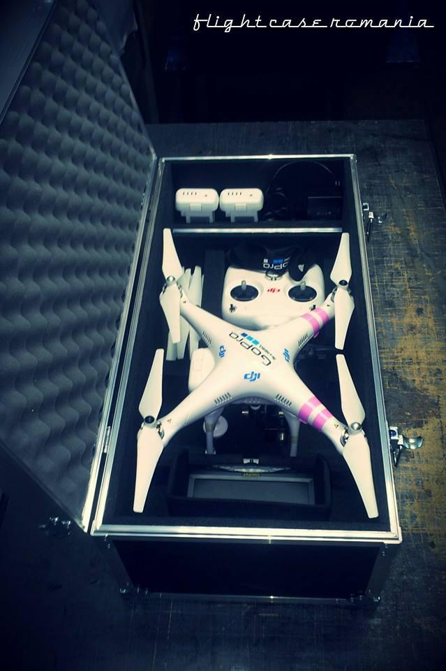 CASE DRONA 2  by Flight-case Romania