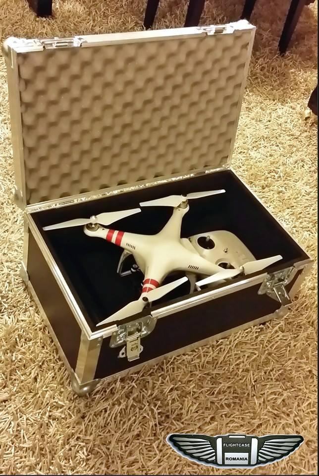 CASE DRONA MICA  by Flight-case Romania