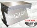 Flight-Case stand mobil DJ
