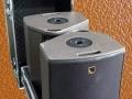 case boxe l acustics  by Flight-case Romania