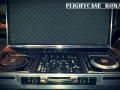 CASE 2CD+ MIXER  by Flight-case Romania