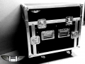 Flightcase rack 10u.3capace